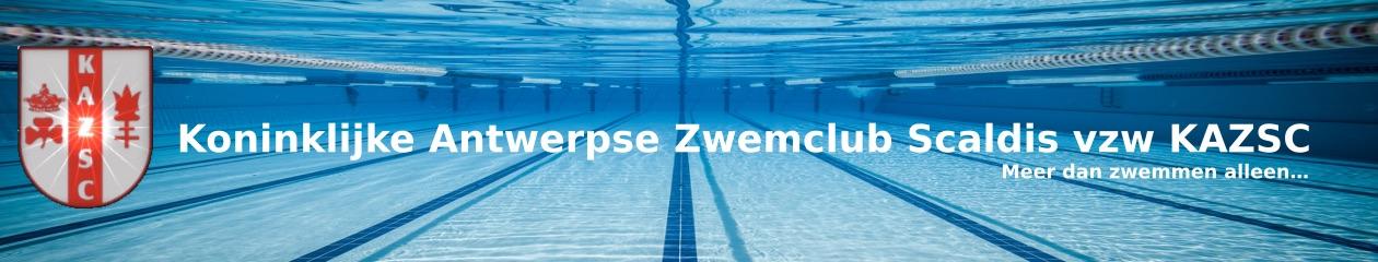 Koninklijke Antwerpse Zwemclub Scaldis vzw  KAZSC